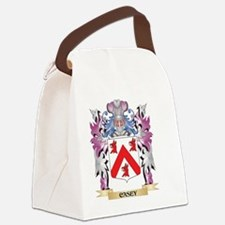 Casey Coat of Arms (Family Crest) Canvas Lunch Bag