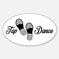 Tap Dance Decal