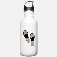 Tap Shoes Water Bottle