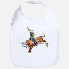 Bull Rider Bib