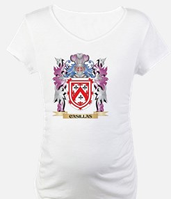 Casillas Coat of Arms (Family Cr Shirt