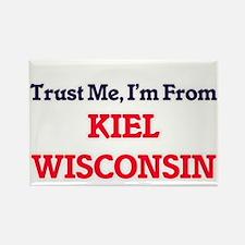 Trust Me, I'm from Kiel Wisconsin Magnets