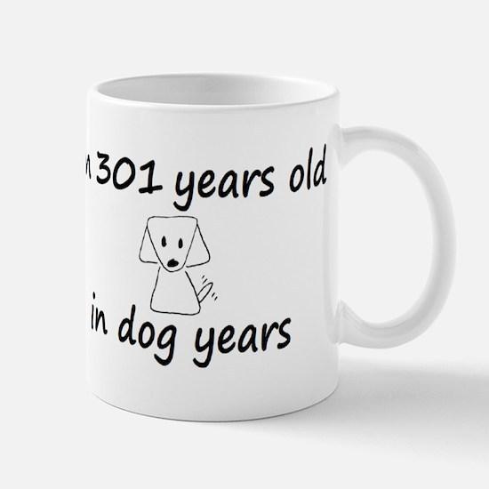 43 Dog Years 6-3 Mugs