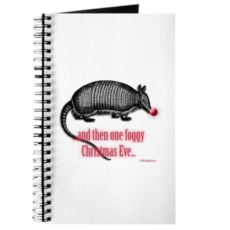 red nosed armadillo Journal