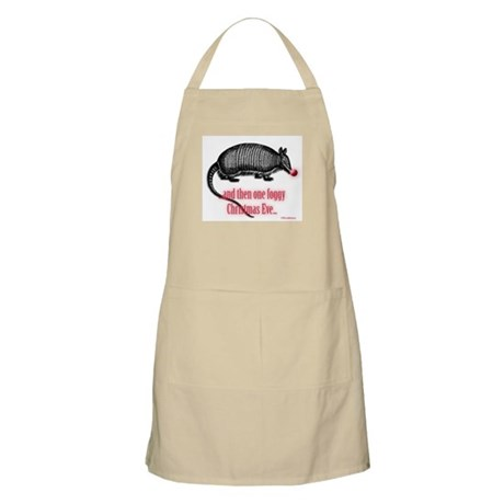 red nosed armadillo BBQ Apron