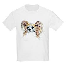 Papillon #2 Kids T-Shirt