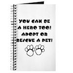 Dog Hero Journal