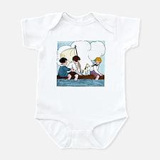 Sailing Infant Bodysuit