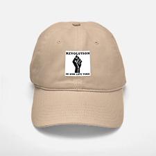 Revolution in Our Life Time Baseball Baseball Cap