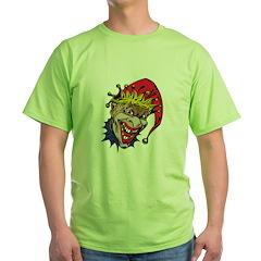 Laughing Evil Grin Clown T-Shirt