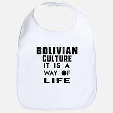 Bolivian Culture It Is A Way Of Life Bib