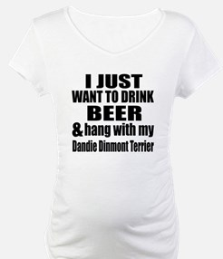 Hang With My Dandie Dinmont Terr Shirt