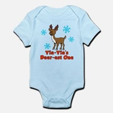 Yia-Yia's Deer-est One Body Suit