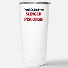 Trust Me, I'm from Slin Travel Mug