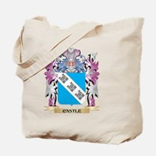 Castle Coat of Arms (Family Crest) Tote Bag