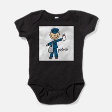 Unique Mail carrier Baby Bodysuit