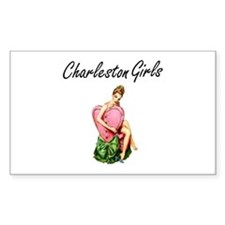 Charleston Girls Decal