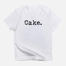 Cake Shirt Infant T-Shirt
