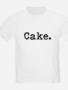Cake Shirt T-Shirt