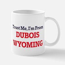 Trust Me, I'm from Dubois Wyoming Mugs