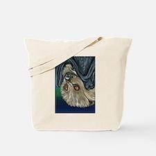 Flying Fox Bat Tote Bag