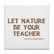 Nature Tile Coaster