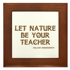 Nature Framed Tile