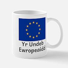 Yr Undeb Ewropeadidd Mugs