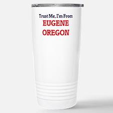 Trust Me, I'm from Euge Travel Mug