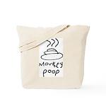 monkey poop Tote Bag