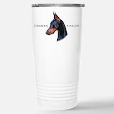Cool Doberman Travel Mug