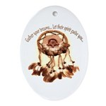 Gather Your Dreams Keepsake (Oval)