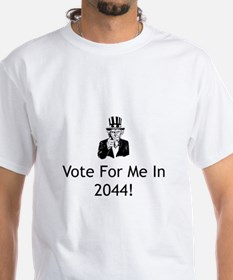 Vote For Me In 2044 T-Shirt