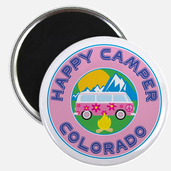 Unique Happy camper t Magnet