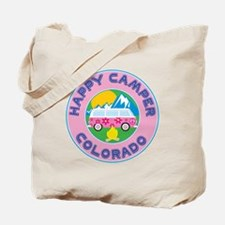 Cool Happy camper Tote Bag