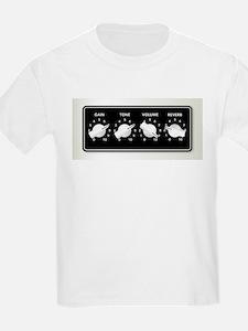 Guitar Ampifier Chicken Head Knobs T-Shirt