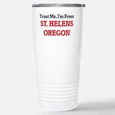 Trust Me, I'm from St. Travel Mug