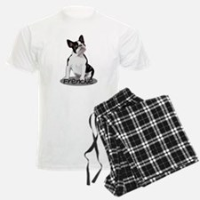 Frenchie the bulldog pajamas