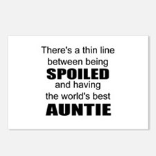 Funny auntie Postcards (Package of 8)