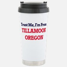 Trust Me, I'm from Till Travel Mug