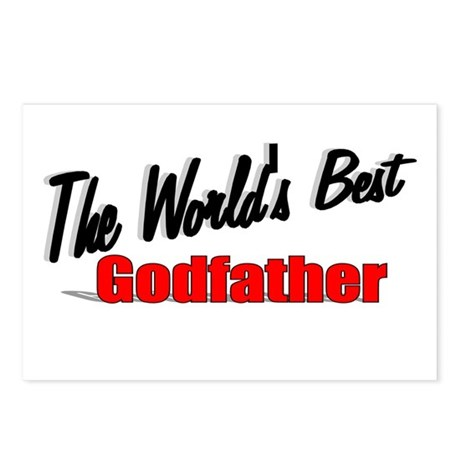 """The World's Best Godfather"" Postcards (Package of"