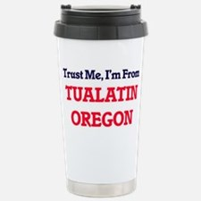 Trust Me, I'm from Tual Travel Mug