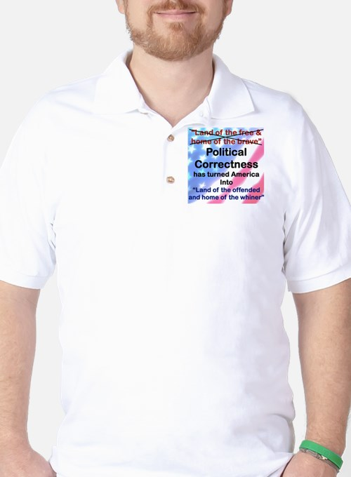 LAND OF THE OFFENDED AND HOME OF THE WHINER T-Shirt