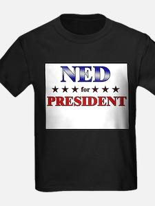 NED for president T