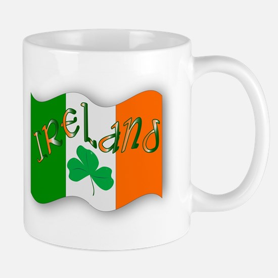Irish Flag Mugs