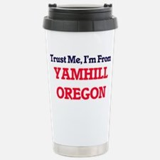 Trust Me, I'm from Yamh Travel Mug