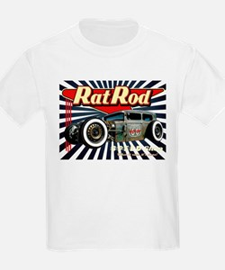 Rat Rod Speed Shop 2 T-Shirt