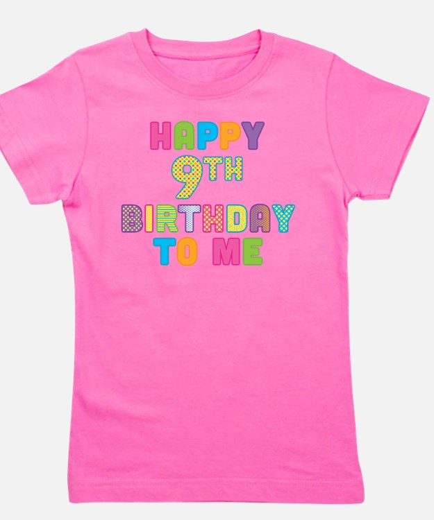 Cute Unique 60 years old Girl's Tee