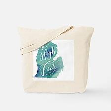 Cute High five Tote Bag