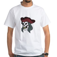 Evil Pirate Skull Shirt